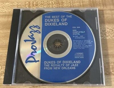 The Best Of The Dukes Of Dixieland The Royalty Of Jazz From New Orleans Music