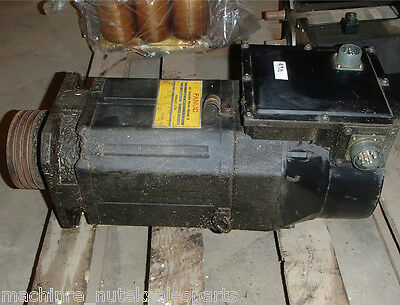 Fanuc Ac Spindle Motor Type A06b-1003-b100 Model 3 Ao6b-1003-b100