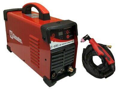 Plasma Cutter Digital Simadre 60rx 60 Amp Igbt 110220v 20mm Max Cut Power Torch