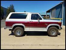 1982 Ford Bronco Wagon 4X4 Muswellbrook Muswellbrook Area Preview
