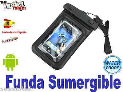 Funda carcasa acuatica sumergible Smartphone INTEX AQUA ACE SM01