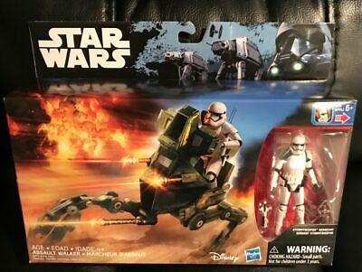 Star Wars Walker (Star Wars THE FORCE AWAKENS Assault Walker with Stormtrooper Sergeant)