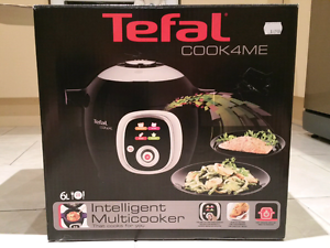 Tefal Cook4me - Intelligent Multicooker That cooks for you Seaford Rise Morphett Vale Area Preview