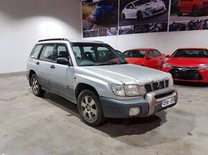 2001 Subaru Forester AWD, Tow Bar Recent Trade-In Tullamarine Hume Area Preview