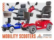 Superior Quality Mobility Scooters For Sale Brisbane | Stonegate Coopers Plains Brisbane South West Preview