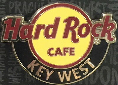 Hard Rock Cafe KEY WEST FL 2016 Classic HRC Logo PIN on Card 3LC - HRC #91357