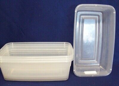 Restaurant Equipment Bar Supplies 4 Used Sterilite 6qt Plastic Baskets Trays