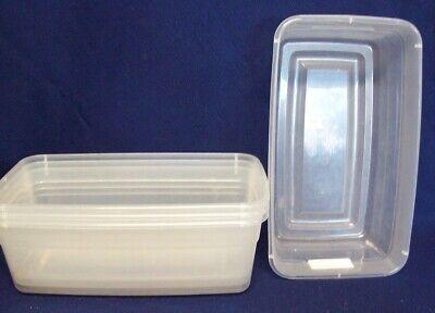 Restaurant Equipment Bar Supplies 4 Used Sterilite 6qt Plastic Baskets Trays