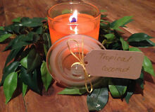 Woodwicksations - extra large candles Shellharbour Shellharbour Area Preview