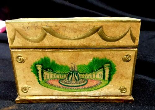 VINTAGE 1935 ~LANCOME MINIATURE PERFUME BOTTLES~ IN BOX