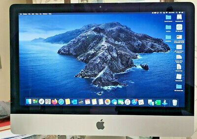 "Apple iMac A1418 Desktop 21.5"" Intel Core i5 2.9GHz 8GB 1TB HDD Late 2012"