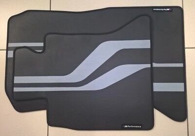 orig BMW M Performance Fußmatten Hinten 5er F10 F11