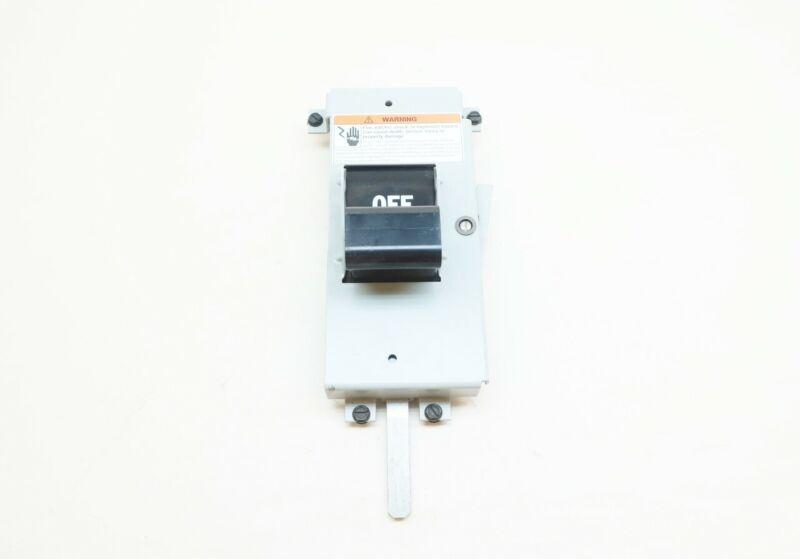 Siemens 25-135-017-546 Mcc Bucket Switch Handle Mechanism