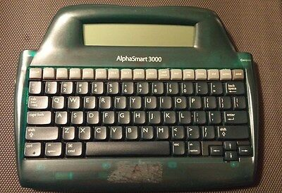 Alphasmart 3000 Portable Word Processor For Pcs And Macs