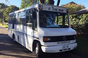 1994 Mercedes Motorhome - the Cool Bus Werrington County Penrith Area Preview