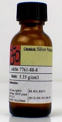 Silver Nitrate 1 Gram Large Crystals
