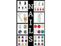 Gel finish nail polish