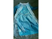 Frozen Elsa fancy dress 2-3 years