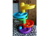 Littletikes ball drop and roll