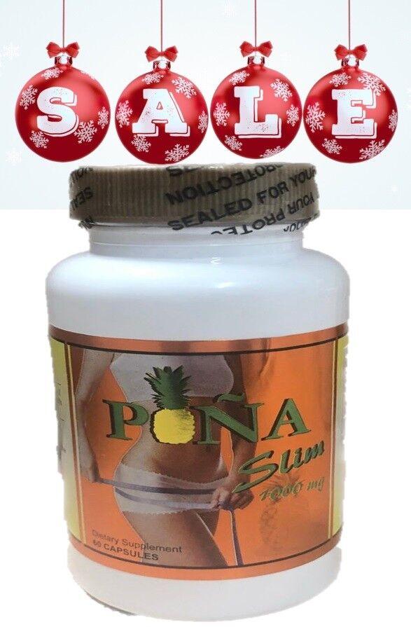 PINA s LIM CAPSULES 60 100% Original Pineapple Capsulas de Pina slim GNVida 3