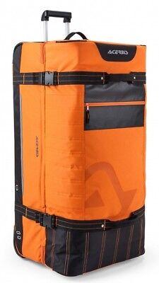 Acerbis X-MOTO Bag 190Lt motocross enduro luggage gear bag orange