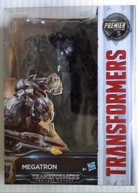 Transformers The Last Knight Megatron New