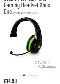 Xbox one headset half price