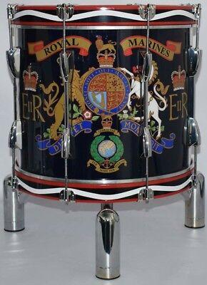 Royal Marines Drum coffee table