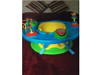 Toddlers activity seat