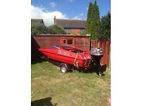 15ft speedboat/ski boat