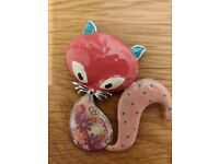 New Cat Brooch