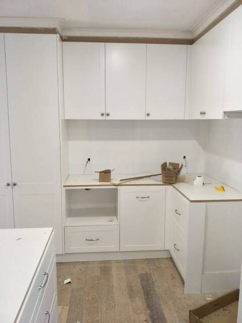 Quote For Kitchen Wardrobe Home Office Wardrobes Gumtree