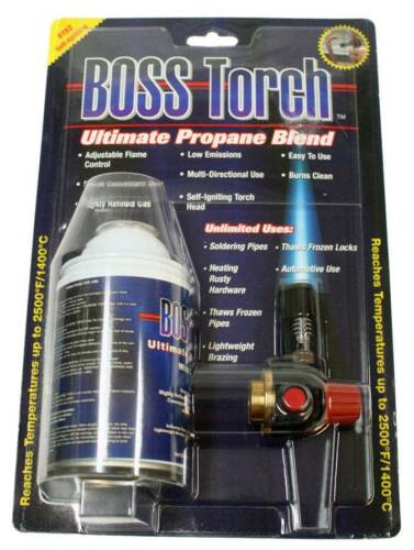 The Boss Torch Kit #192