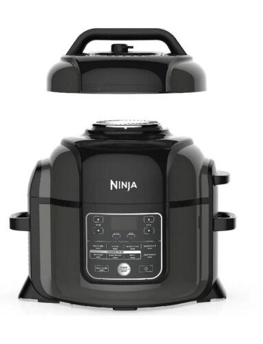 Ninja Foodi TenderCrisp Multi-Cooker and Fryer All-in-One