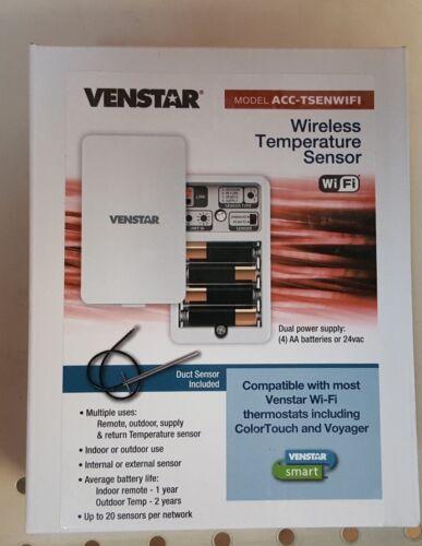 Venstar ACC-TSENWIFI Wi-Fi Wireless Temp. Sensor for Color T