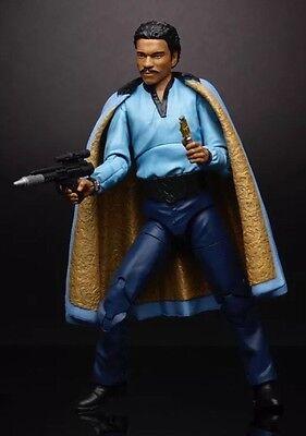 Lando Calrissian Star Wars Black Series   39 Episode V 6 In Figure Hasbro 40Th