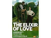 Scottish Opera - The Elixer of Love - Drumnadrochit