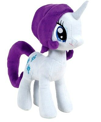 """NEW OFFICIAL 12"""" MY LITTLE PONY RARITY PLUSH SOFT TOY"""