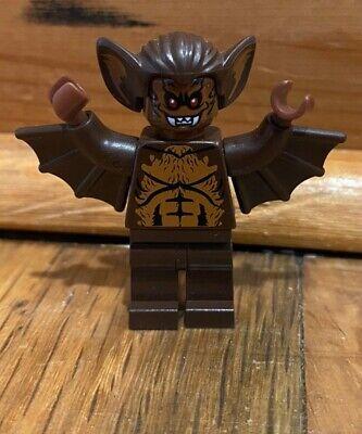 Lego Bat Monster Minifigure from set 9468