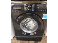 Black Beko A++ 7KG washing machine can deliver free locally