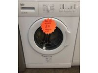 BEKO RECONDITIONED AND GUARANTEED 6KG WASHING MACHINE