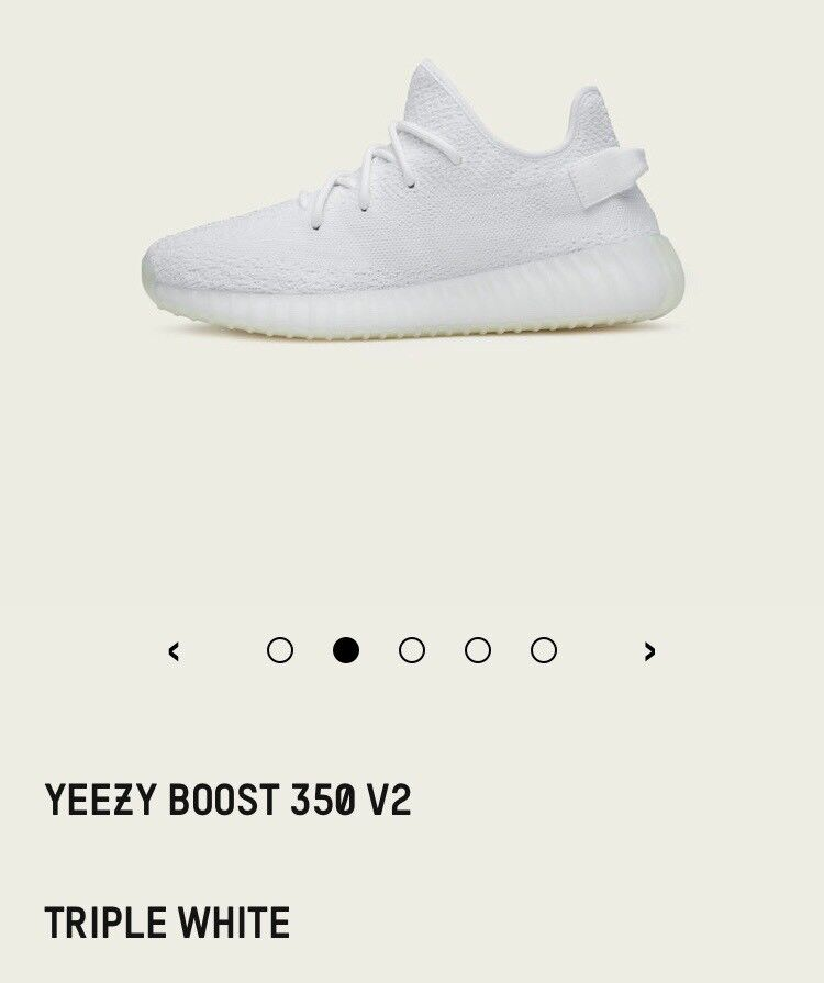 02c2d935a3306 ... coupon code for new adidas yeezy boost 350 v2. size 8. a837f bdac3