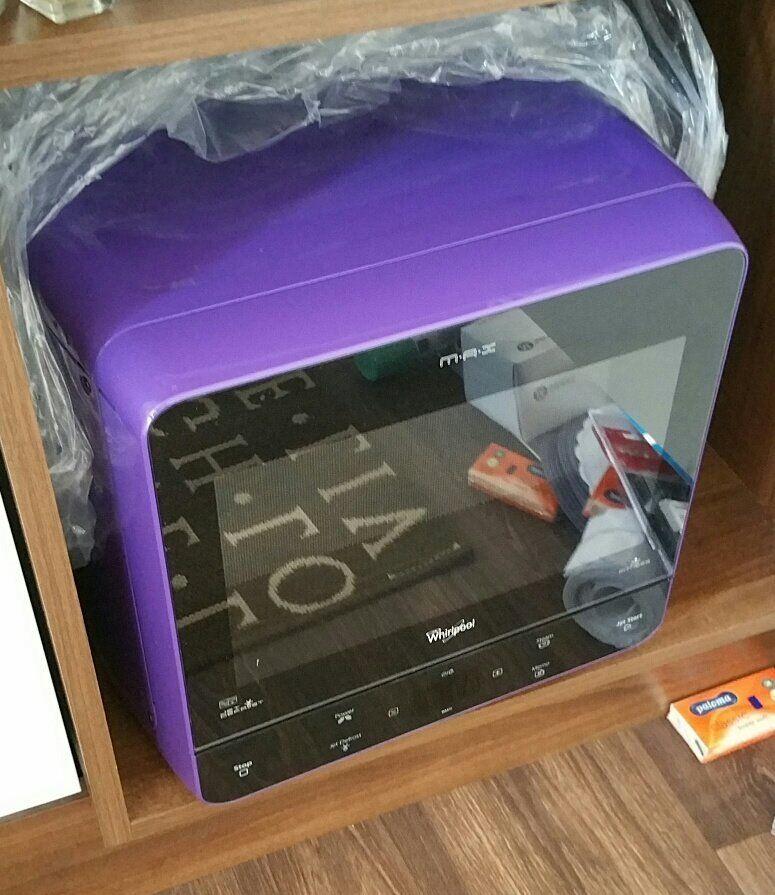 Whirlpool Max 35 Microwave