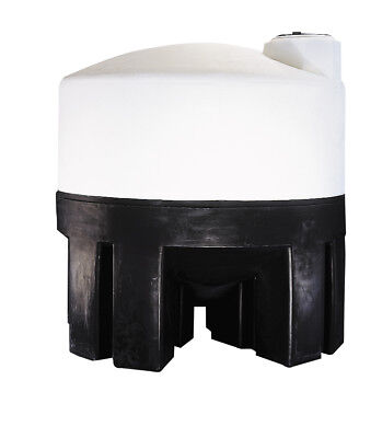 1050 Gallon Cone Bottom Tank And Stand