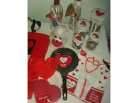 Valentine's gifts and ideas from £1