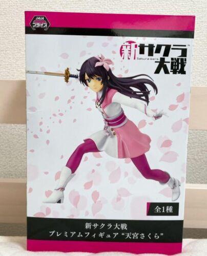 """New Sakura Wars premium figure """"Sakura Amamiya"""""""