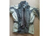 Alpinestars Motorcycle Jacket/Trousers