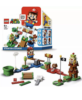 Lego Super Mario Adventures Mario Starter Course Toy 71360 - Brand New & Sealed