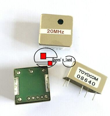 1new Toyocom 20mhz Dip 202010mm Tcxo Crystal Oscillator