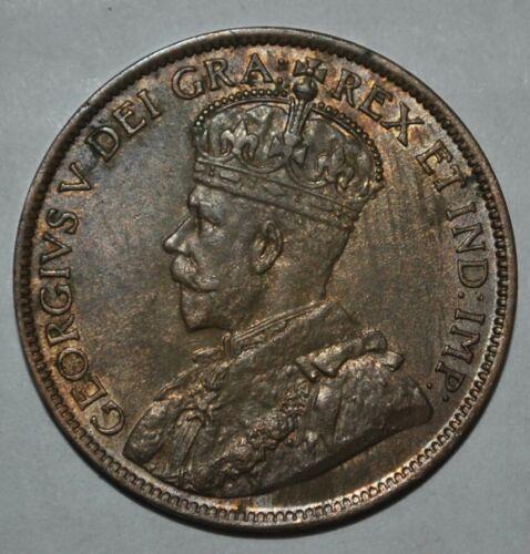 AU 1912 Canada 1 Cent (5273)